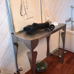 Table en acier inoxydable